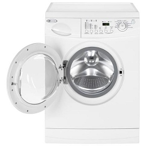 fast spinning washing machine