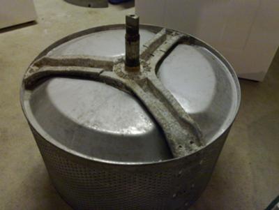 Frigidaire broken inner tub