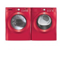 Frigidaire Fafw3511kb Affinity Washer And Dryer Set With 3
