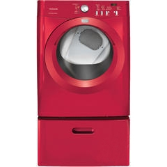 Red, DrySense Technology, Fits-More Dryer