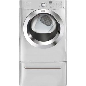 Classic Silver with Energy Saver Option and Useful Dryer Options