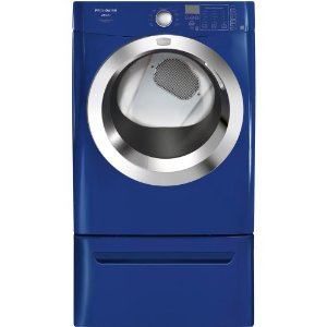 Classic Blue and Ready Steam Ultra-Capacity Dryer