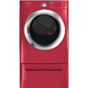 Classic Red with Design Fits-More Dryer