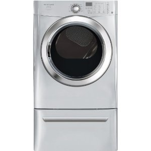 Classic Silver, Ready Steam Ultra-Capacity Dryer