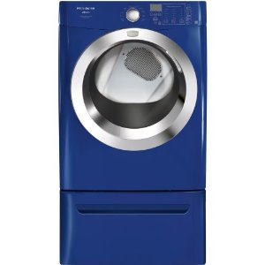 Classic Blue with Energy Saver Option and Useful Dryer Options