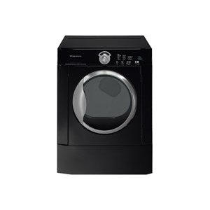 Classic Black with Electronic Control Panel and Ultra Capacity Dryer