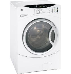 Ge Wcvh6800jww King Size Capacity Frontload Washer White
