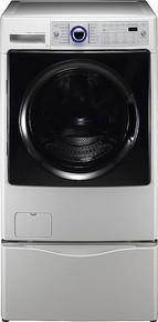 Kenmore Elite White 4 5 Cu Ft Front Load Washing Machine