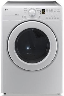White with 7 Drying Programs and Sensor Dry System