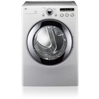 White with Extra Large Capacity and LoDecibel Quiet Operation