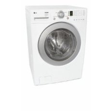 Lg Wm2016cw 27in Front Load Washer 3 5 Cu Ft