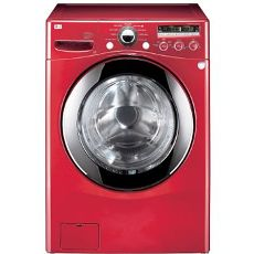 Lg Wm2301hr Red Front Load Washer 4 2 Cu Ft