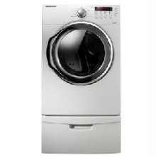 Samsung Dv350aew Xaa Neat White Steam Electric Dryer 7 3