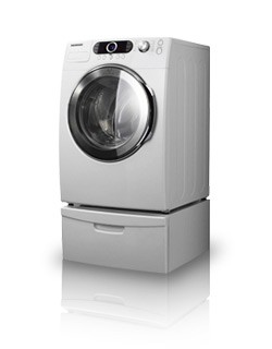 Samsung Vrt Silver Care Front Loading Washing Machine