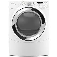 WED9750WW  dryer