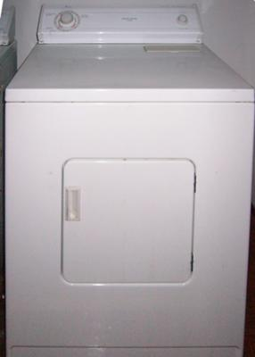 Whirlpool Special Edition 3 Cycle Heavy Duty Electric Dryer