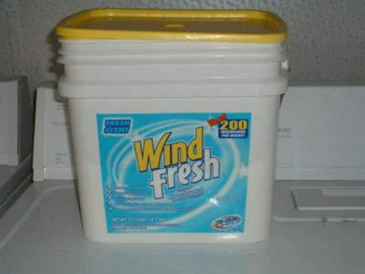 Windfresh Super Concentrated Powder 200 Loads