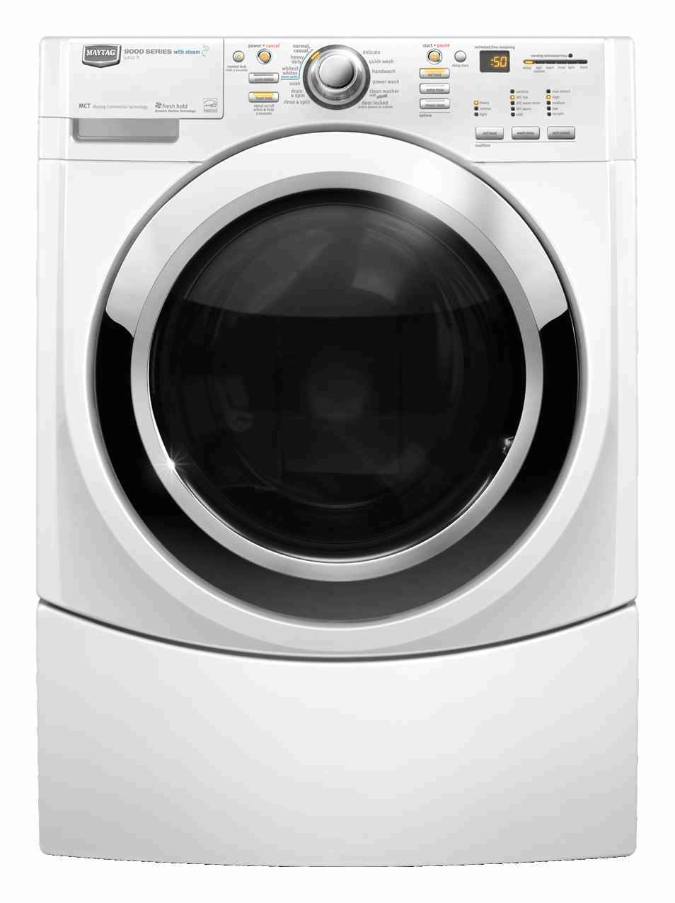 Maytag Mhwe950ww Steamwasher